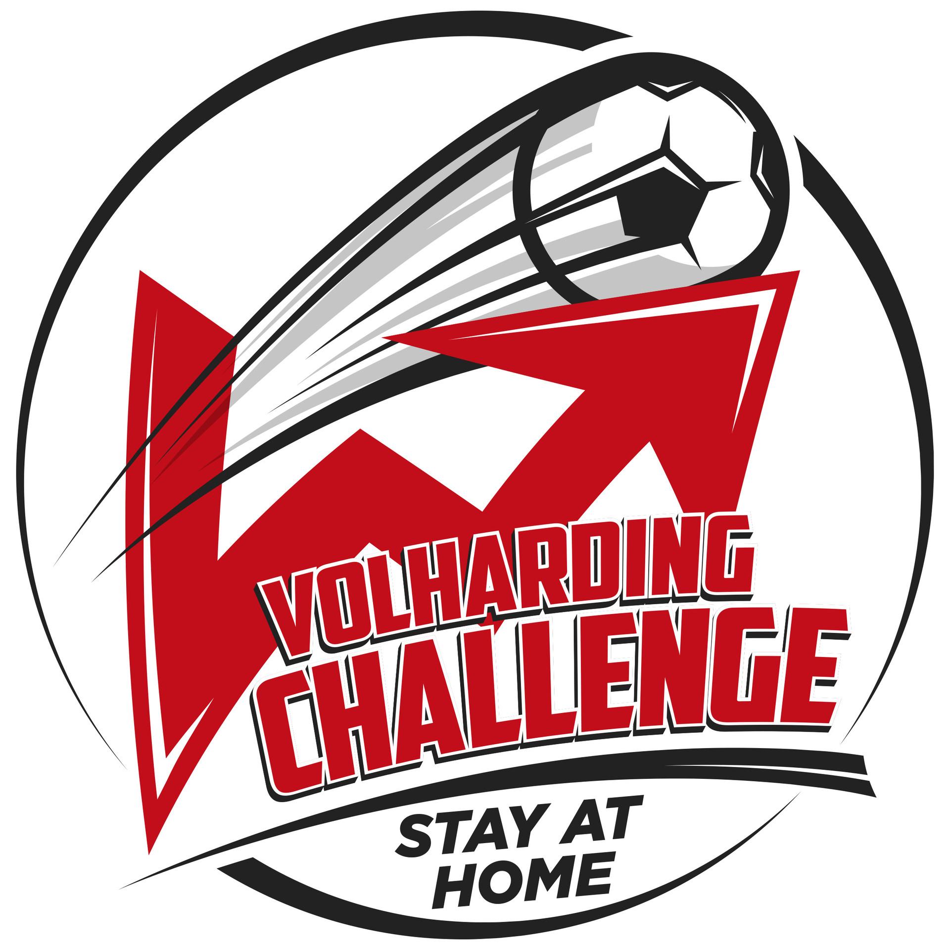 Volharding Challenge gaat van start (Stay at home)